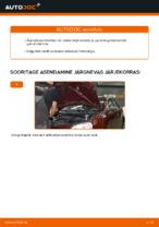Kuidas vahetada esimest pidurisadulat autol VOLKSWAGEN POLO IV (9N_)