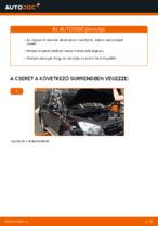 Cseréljünk Olajszűrő TOYOTA RAV4: felhasználói kézikönyv