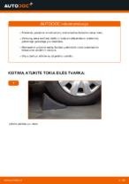 Automechanikų rekomendacijos VW Passat 3c 2.0 TDI 16V V formos rumbuotas diržas keitimui