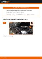 Alyvos filtras keitimas: pdf instrukcijos TOYOTA RAV4