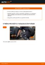 Vyměnit Rameno Zavesenia Kolies VW CADDY: dílenská příručka