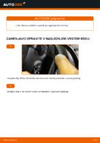 Naučite se odpraviti težave z zadaj in spredaj Metlica brisalnika stekel VW
