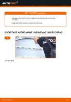 Millal vahetada Süütepool VW CADDY III Estate (2KB, 2KJ, 2CB, 2CJ): käsiraamat pdf