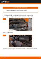 PDF Utasítás cseréje alkatrészek: Corsa C Hatchback (X01)
