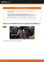 Draagarm wielophanging vervangen VW CADDY: gratis pdf