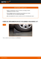 Hoe schokdempers van de achterste ophanging van een AUDI A4 B6 vervangen