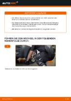Querlenker erneuern VW CADDY: Werkstatthandbücher