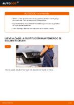 Tutorial de reparación y mantenimiento de Audi A4 B8 Berlina