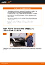 Сервизно ръководство за AUDI A4