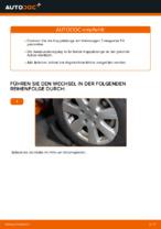 Anleitung zur Fehlerbehebung für VW Koppelstange hinten rechts