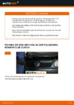 Wie der Austausch der hinteren Bremsscheiben bei einem Volkswagen Polo IV funktioniert