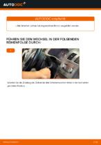 Wie Sie die hinteren Wischerblätter am VOLKSWAGEN TOURAN I (1T3) ersetzen