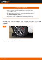 Wie Sie die hinteren Fahrwerksfedern am VOLKSWAGEN GOLF VI (5K1) ersetzen