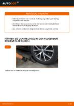 Wie Sie die vorderen Fahrwerksfedern am VOLKSWAGEN TOURAN I (1T3) ersetzen