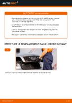 Comment remplacer des disques de frein arrière sur une AUDI A4 B6