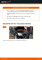 Bilmekanikers rekommendationer om att byta TOYOTA Toyota RAV4 III 2.0 4WD (ACA30_) Hjullager