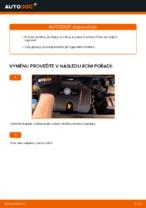 Jak vyměnit přední brzdový třmen na VOLKSWAGEN GOLF IV