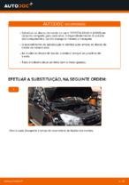 Manual DIY sobre como substituir o Discos de travagem no TOYOTA RAV 4 III (ACA3_, ACE_, ALA3_, GSA3_, ZSA3_)