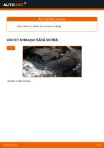 Automehāniķu ieteikumi TOYOTA Toyota Aygo ab1 1.4 HDi Bremžu loku komplekts nomaiņai
