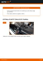 Sužinokite kaip išspręsti VW gale dešinė Stabdžių apkaba problemas