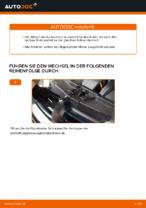 Schritt-für-Schritt-PDF-Tutorial zum Wasserpumpe + Zahnriemensatz-Austausch beim VW GOLF IV (1J1)