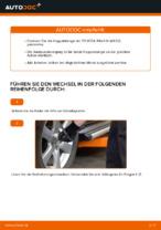 Auswechseln Stabilisatorstrebe TOYOTA RAV4: PDF kostenlos