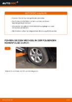 TOYOTA Lenkstangenkopf wechseln - Online-Handbuch PDF
