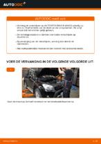 Subframe rubbers vervangen TOYOTA RAV4: gratis pdf