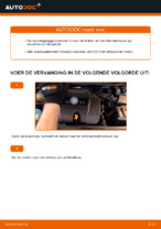 Hoe Remtang vervangen en installeren VW GOLF: pdf tutorial