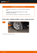 Notre guide PDF gratuit vous aidera à résoudre vos problèmes de TOYOTA Toyota RAV4 III 2.0 4WD (ACA30_) Roulement De Roues