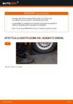 Come cambiare è regolare Ammortizzatori OPEL ASTRA: pdf tutorial