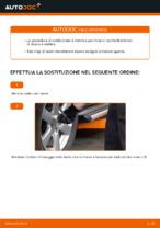 Cambiare Braccio Oscillante TOYOTA RAV4: manuale tecnico d'officina