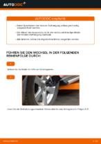 Wie Sie die hinteren Fahrwerksfedern am TOYOTA RAV4 III (XA30) ersetzen