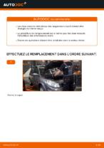 Changer Ressort hélicoïdal arrière et avant RENAULT à domicile - manuel pdf en ligne