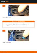 Comment remplacer un filtre à air d'habitacle sur une Peugeot 206 CC (2D)