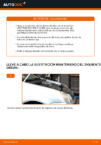 Cómo cambiar y ajustar Disco de freno VW POLO: tutorial pdf
