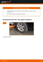 Byta Momentstag TOYOTA RAV4: gratis pdf