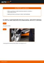 Tukivarsi vaihto: TOYOTA RAV4 pdf oppaat