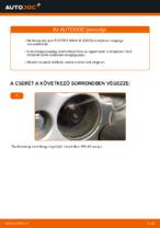 TOYOTA RAV4 Kerékcsapágy készlet cseréje : ingyenes pdf