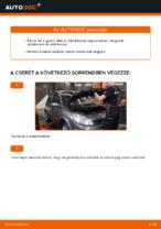 Hogyan cseréje és állítsuk be Légszűrő: ingyenes pdf útmutató