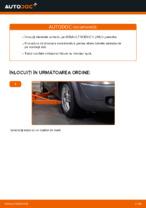 Descoperiți tutorialul nostru detaliat despre cum să rezolvați problema Bieleta bara stabilizatoare față stânga RENAULT
