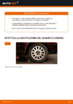 Scopri il nostro tutorial dettagliato su come risolvere il Molle ammortizzatore anteriore sinistro destro AUDI problema