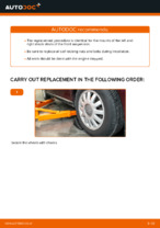 Auto mechanic's recommendations on replacing AUDI Audi A3 8l1 1.8 T Brake Pads