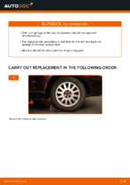 AUDI A3 troubleshoot manual