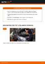 Manuell PDF för SCÉNIC underhåll