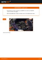 Hoe de voorste remslang vervangen op OPEL ASTRA G (T98, F08, F48)