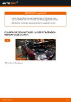 Wie Sie den Motorluftfilter am AUDI A3 8L1 ersetzen