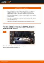 VOLVO V70 II (SW) Scheibenbremsen wechseln: Handbuch online kostenlos