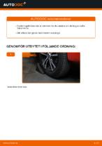 TRW JTC310 för 107 Hatchback (PM_, PN_)   PDF instruktioner för utbyte