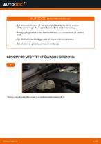 PDF Manual för reparation av reservdelar bil: VOLVO 940 II Kombi (945)